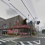【勝手に商圏分析】神奈川・海老名市 パーラーゴリラ(閉店)
