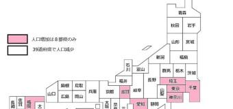 2015年国勢調査(速報値)日本の総人口は1億2711万人